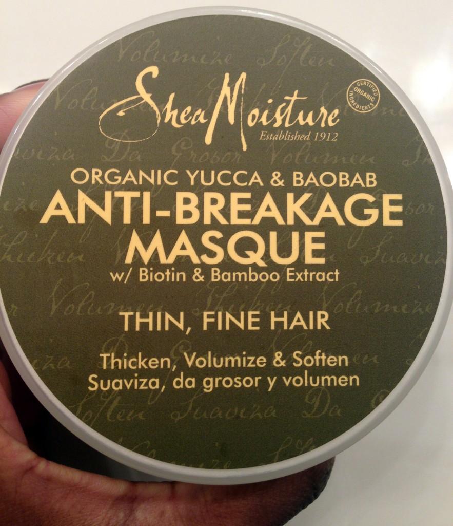 Blushing Black Natural Hair Shea Moisture Review