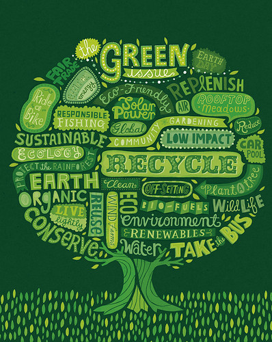 Is it green to be green living a green lifestyle for Greenliving com