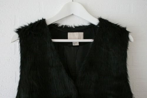fur-vest