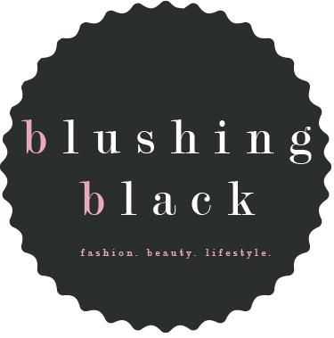 Blushing Black