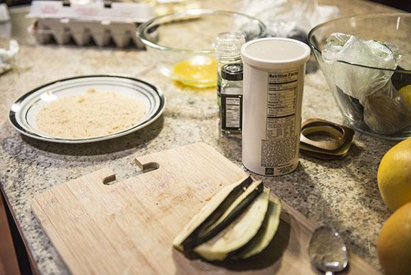 easy eggplant parmesan recipes