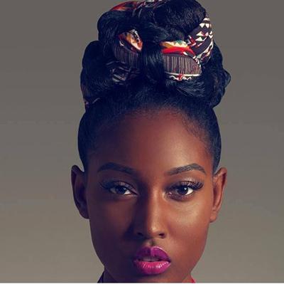 Pretty African Headpiece