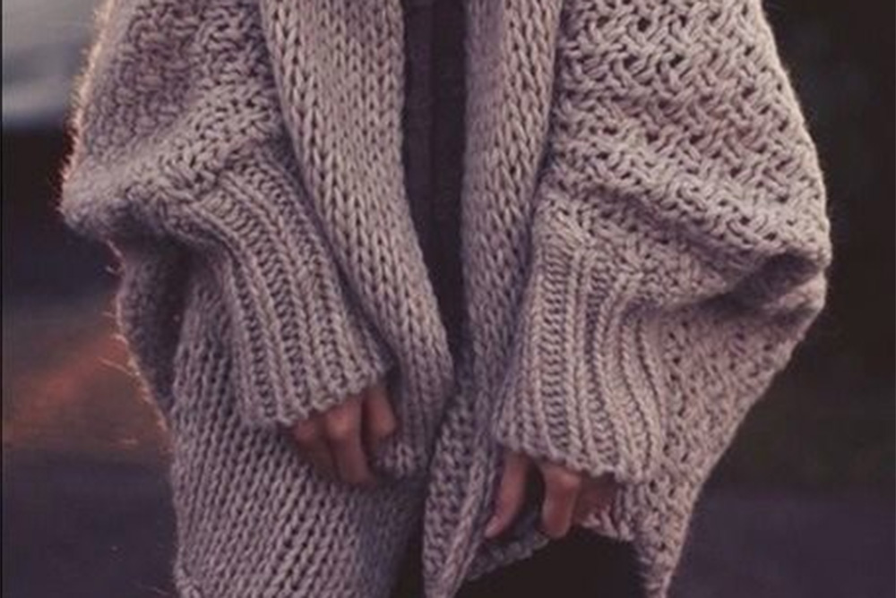 fall cozy style