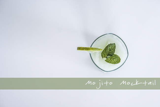 Mojito Non-Alcohol Recipe