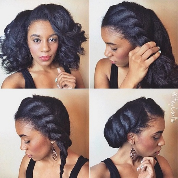 Top Wedding Hairstyles For Natural Hair: 3 Things Natural Girls Wish You Knew
