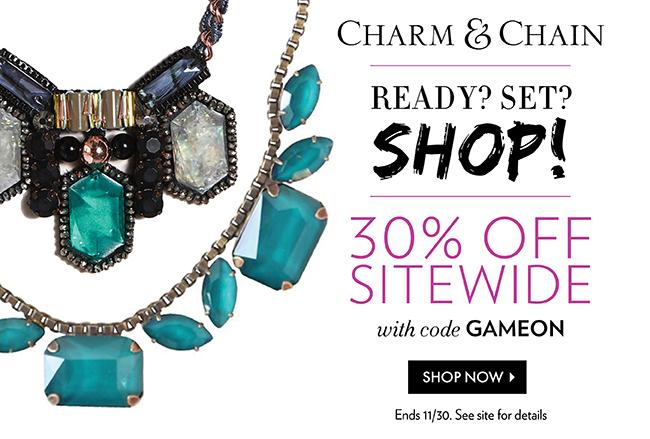 charm-chain-black-friday