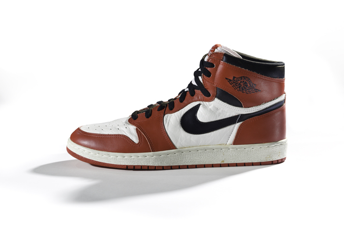11. AJ 1 From Nike_Ron Wood