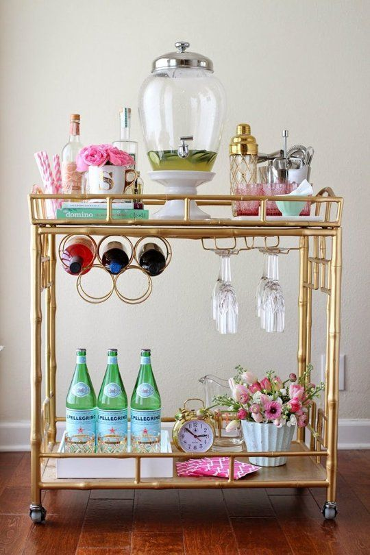 pretty-bar-cart
