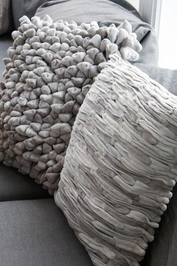 textured-pillows
