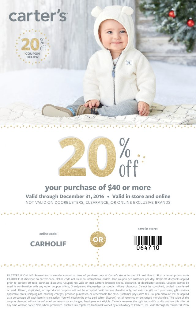 carters-holiday-coupons-2016